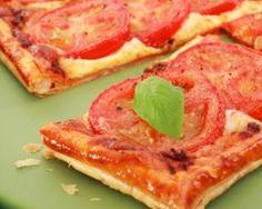 .^. Tarte aux tomates et thon relevée à la moutarde : Savoureuse et équilibrée | Fourchette & Bikini