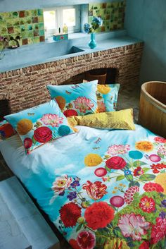 Pip studio wild flowerland duvet set From Only £100.00 | Daisy Park