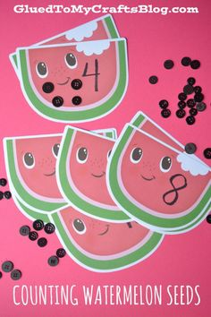 Watermelon Seed Counting Game
