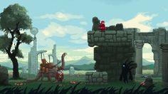 Warlocks - 2D pixel art action/RPG brawler [KICKSTARTER]