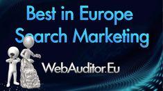 Best Search Marketing Europe's – European Search Marketing