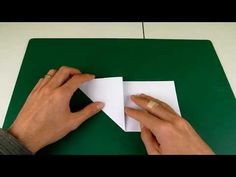 How to Make a Pentagon from a Square - YouTube