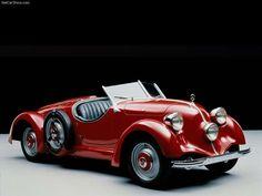 (1935 Mercedes-Benz 150)
