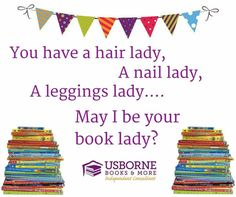 Book Lady, Educational consultant, www.UsborneNewJersey.com