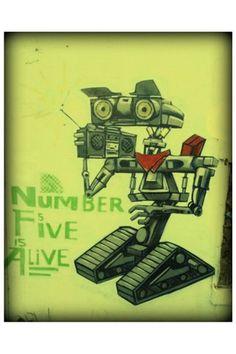 Short Circuit Number Five