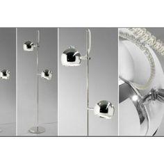 Design vloerlamp bubble