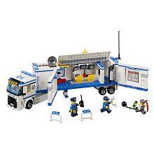 LEGO City Mobile Police Unit (60044)