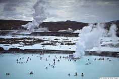 Blue Lagoon geothermal spa, Iceland The 11 Most Incredible Swimming Pools On Earth