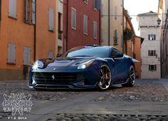 #Ferrari #F12berlinetta DMC Spia