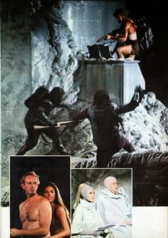 Archives Of The Apes: Japanese Souvenir Programme: Beneath The Planet Of The Apes (1970)