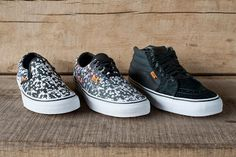 """Effortlessly """"FLY"""" Since 79*~: Vans Syndicate x Civilist """"S"""" Collection*~"""