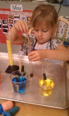 NowVille: Preschool science - color mixing