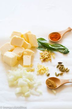 Butter, Clarified butter and Butter recipe on Pinterest