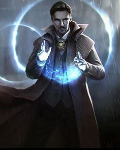 Art by JustaBlink Last week Marvel officially announced the casting of Benedict Cumberbatch as Doctor Strange. The majority of fans seemed to absolutely love the idea of the British actor taking on the role of the Sorcerer Supreme. I'm way stoked that he's going to be Stephen Strange! I'm a long time fan of this character, and I feel Marvel casting him was an amazing choice. Hey U Guys caught up with the actor at the 2014 British Independent Film Awards, where he had been nominated for best…