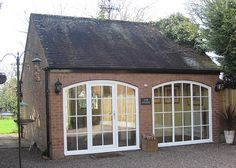 double garage conversion into artists studio, seperate utility and bathroom - Google Search