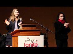 Anna Sawyer -- Conspiracy Theorem: A Love Story - Ignite Boulder 15 - YouTube