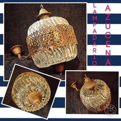 LAMPADARIO AZUCENA STILE