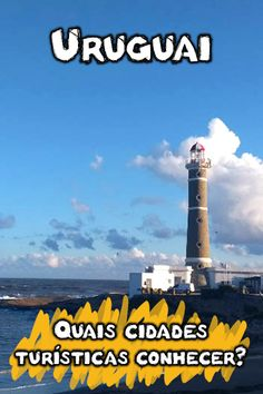 Quais as melhores cidades do Uruguai para conhecer? Veja o mapa das principais para incluir num roteiro turístico, além de Montevidéu, Colônia e Punta.