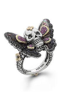 Barbara Bixby zen garden jewelry...amazing