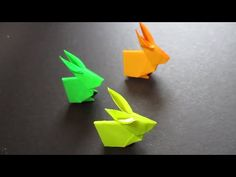 Simple Origami Rabbit How To Fold An Origami Rabbit Origami Wonderhowto. Simple Origami Rabbit Origami Blow Up Paper Origami Bunny Rabbit Origami Blow. Bunny Origami, Kids Origami, Origami And Kirigami, Origami Paper, Simple Origami, Paper Animals, Origami Animals, Paper Craft Supplies, Paper Crafts