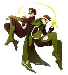 """Hey, I'm here. Comic Movies, Comic Books Art, Comic Art, Dc Comics Heroes, Dc Comics Art, Frank Miller Comics, Cartoon As Anime, Green Lantern Corps, Comic Book Collection"