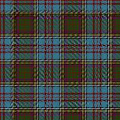 Information from The Scottish Register of Tartans #Anderson #Multi #Tartan
