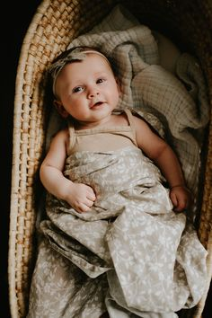 Baby Swaddle, Swaddle Blanket, Cotton Baby Blankets, Cotton Muslin, Kaitlyn Renee, Magnolia Trees, Baby Up, Cute Poses, Baby Essentials