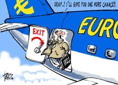 Greece vote for Euro