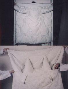 i-eviscerate: maison martin margiela duvet coat, a/w 1999-00 presentation