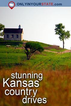 Take These 8 Country Roads In Kansas For An Unforgettable Scenic Drive - Travel Kansas Day, State Of Kansas, Oklahoma, Wisconsin, Michigan, North Dakota, North Carolina, Weekend Trips, Day Trips