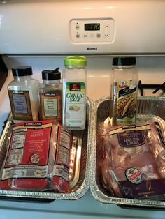 This is how I cook chicken a lot of times on  Sundays.  This is roughly 110 ounce of chicken made in 3 hours, and it is fall apart good! First I trim the most of the fat off the Thighs, c…