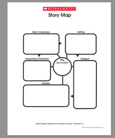 10+ Story Map Templates