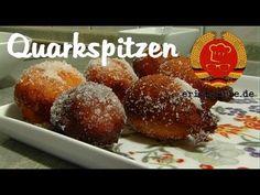 DDR Rezept: # 005 Quarkspitzen
