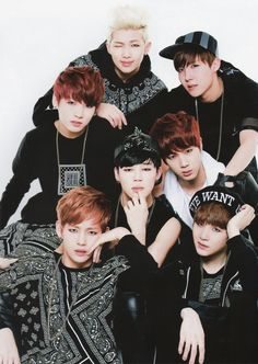 BTS - bulletproof era