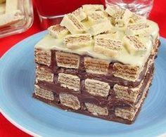 Gente!!! Mais que pavê é este... Bis com chocolate! Nossa divino, com muita facilidade você prepara este doce. Hummm delicioso! ...