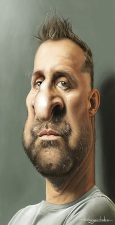 Peter Stormare (movie:Hansel & Gretel: Witch Hunters) by Patrick Strogulski Cartoon Faces, Funny Faces, Cartoon Art, Cartoon Characters, Caricature Artist, Caricature Drawing, Funny Caricatures, Celebrity Caricatures, Wow Art