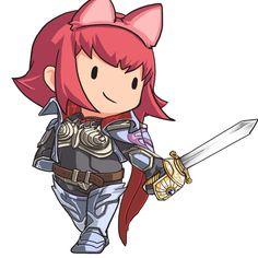 Annie as Fiora