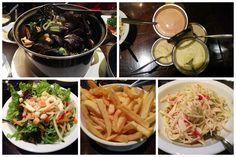 Mosselen op z'n Antwerps bij De Sinjoor. #smakelijkbreda #food #foodblog #avondeten #breda
