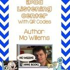 Author Mo Willems QR code digital listening center. To use this, first you will need to download a QR reader such as Inigma (free). The student wil...