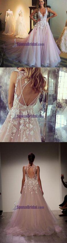 V-Neck Sexy Off Shoulder Charming Party Evening Long Prom Dresses Online, wedding dresses, PD0128