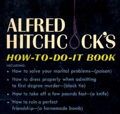 From the back cover of Alfred Hitchcock Presents: A Hangman's Dozen, 1962 - Dell Publishing Co.