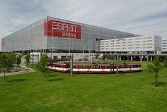 Düsseldorf, ESPRIT-Arena