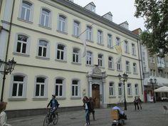 Altes Stadthaus, ehemalige Stadtbibliothek und jetzige Emmerich Smola Musikschule
