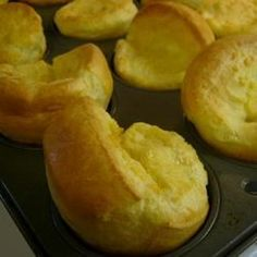 Quick and Easy Yorkshire Pudding - Allrecipes.com