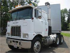 cabover trucks pics - Google Search