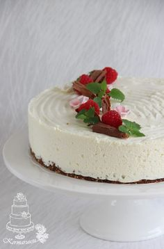 Kermaruusu: Suklainen kakku ristiäisiin