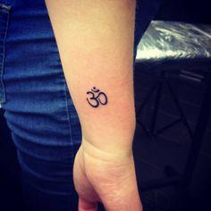 tatuajes pequenos om