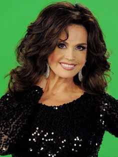 Marie Osmond still pretty after all these years...