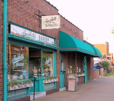 St. Louis, MO - 'The Hill' - one of the top 5 classic old Italian neighborhoods in the country ... loaded with the charm of the old country with many great Italian restaurants, shops and groceries.