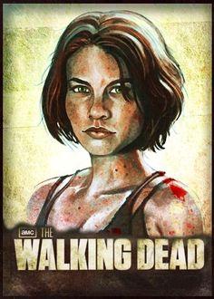 Maggie Greene, The Walking Dead